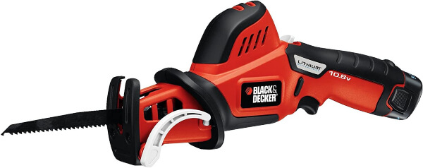Black+Decker PSL12-XE 10.8V Lithium Pruning Saw