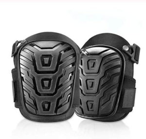 Heavy Duty Foam Padding Kneepads with Comfortable Gel Cushion