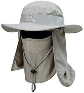 YR.Lover Outdoor UV Sun Protection Cap