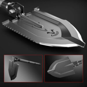 Zune Lotoo Folding Shovel, Annihilate F-A1