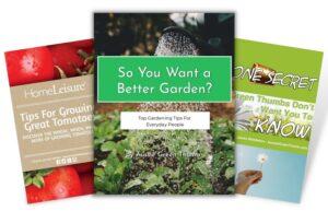 Aussie Green Thumb Gardening E-Book