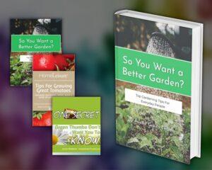 Aussie Green Thumb bundle gardening e-book package
