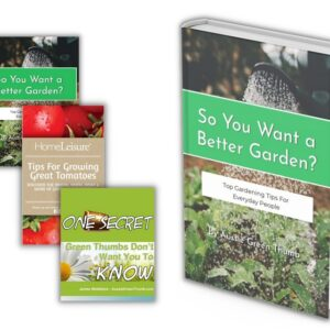 Aussie Green Thumb gardening e-book bundle pack