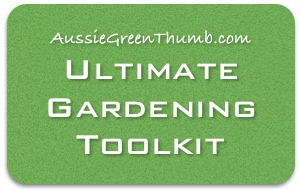 Aussie Green Thumb ultimate gardening toolkit