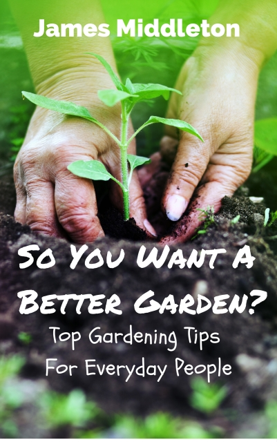 So You Want A Better Garden