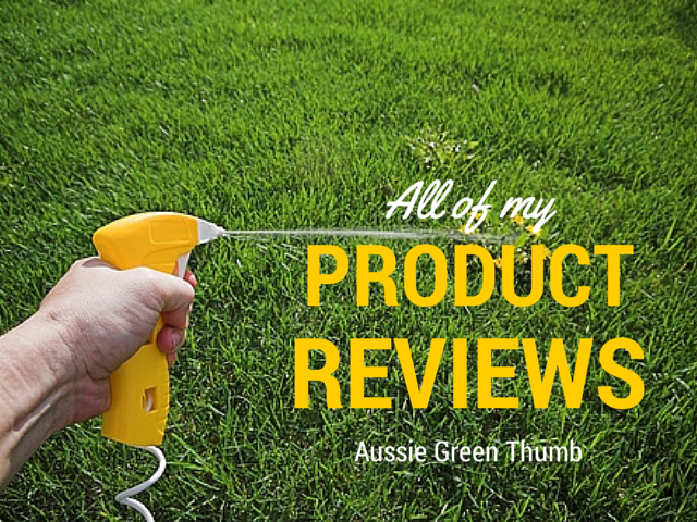 Aussie Green Thumb product reviews