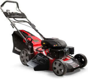 BAUMR-AG 890SXe 21inch 248cc Self-Propelled 4-Stroke 4in1 Petrol Steel Deck Lawnmower