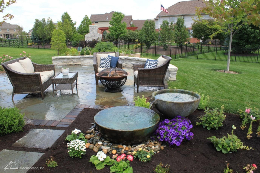 Benefits Of Having A Backyard Garden Pond