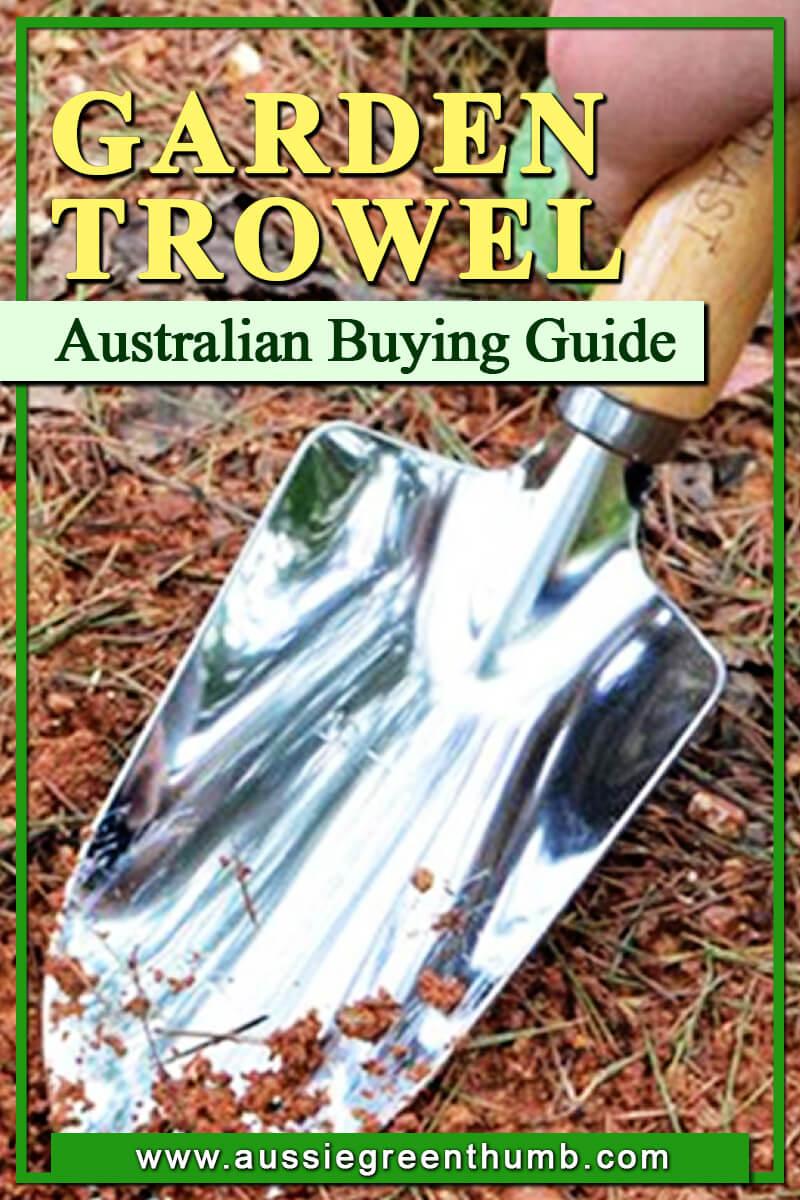 Best Garden Trowel Australian Buying Guide