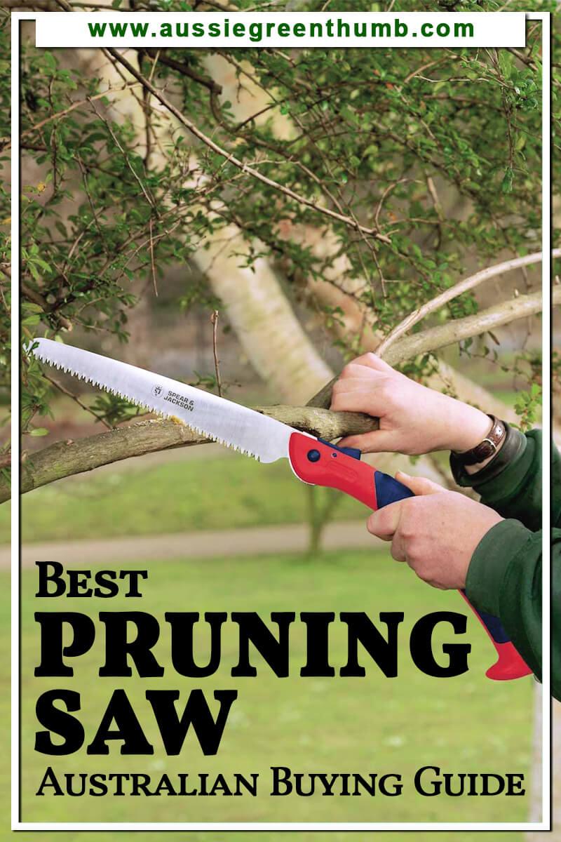 Best Pruning Saw Australian Buying Guide