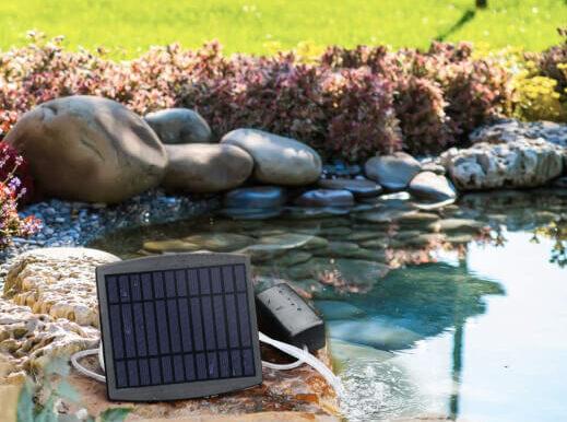 Docooler Solar Pond Pump