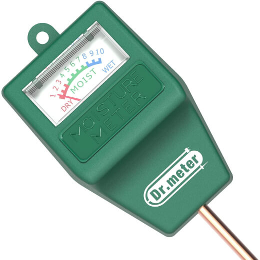 Dr.Meter S10 Soil Moisture Sensor Meter