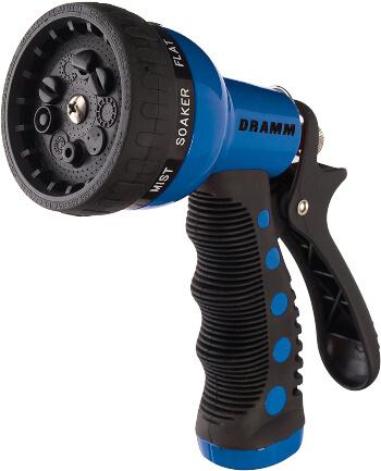 Dramm 12705 9-Pattern Revolver Spray Nozzle