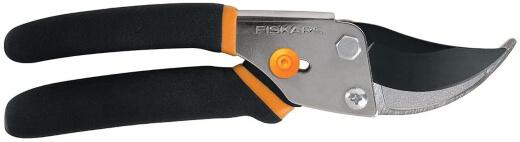 Fiskars 91095935J Steel Bypass Pruning Shears