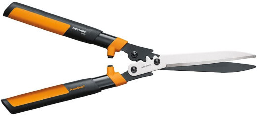 Fiskars Garden 392861-1002 Powergear2 Hedge Shears