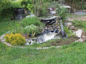 Water Feature and Pond Plumbing Guide