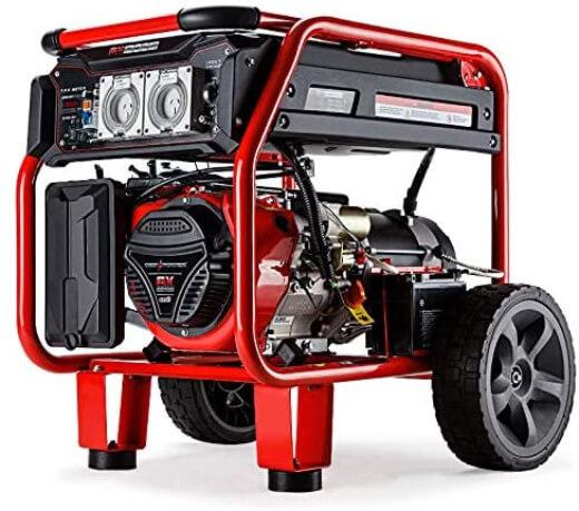 Genpower GX12025i Petrol Commercial Generator