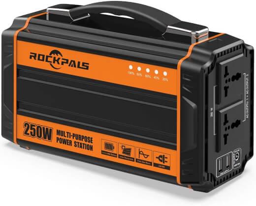 Rockpals 250W Solar Generator