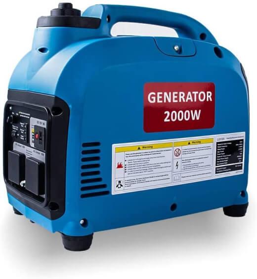 SUSEMSE 2.0KW Inverter Generator