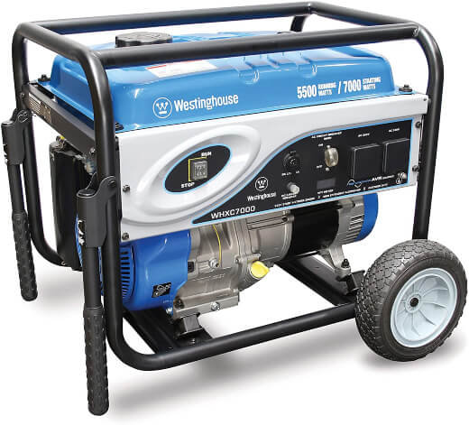 Westinghouse WHXC7000 Portable Generator