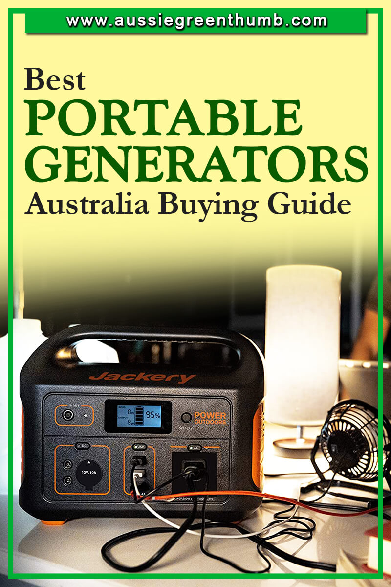Best Portable Generators Australia Buying Guide