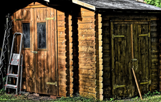 shed security should be a shelter that can withstand the elements, insects, thieves and kids alike