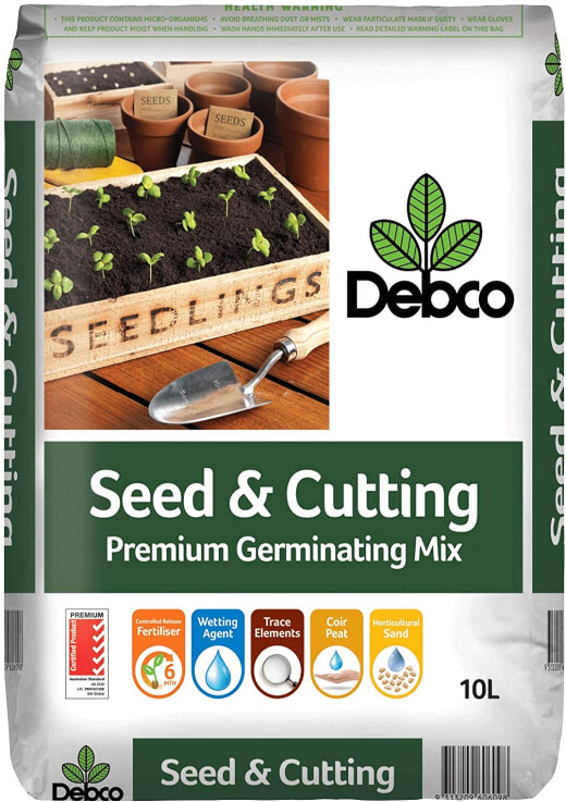 Debco Seed & Cutting Mix