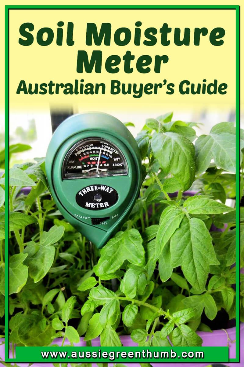 Soil Moisture Meter Australian Buyers Guide
