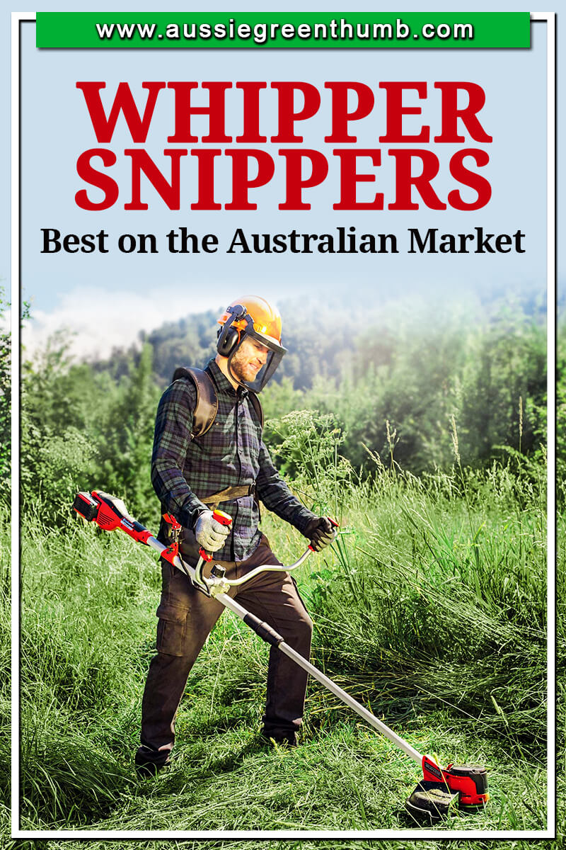 Whipper Snippers Best on the Australian Market