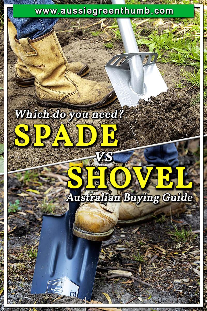 Spade vs Shovel Australian Buying Guide