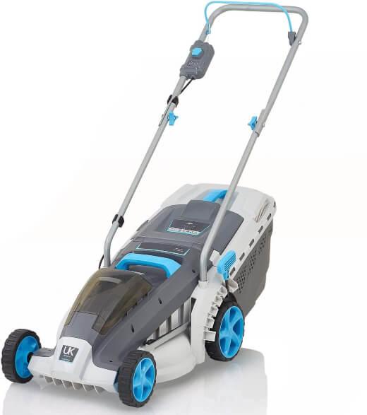 Swift 40V EB137CD Cordless Lawnmower
