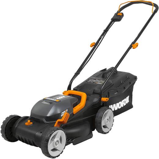 WORX WG779 40V Lawn Mower