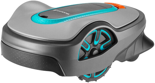 GARDENA 15101-38 SILENO Life 750 Robotic Lawnmower