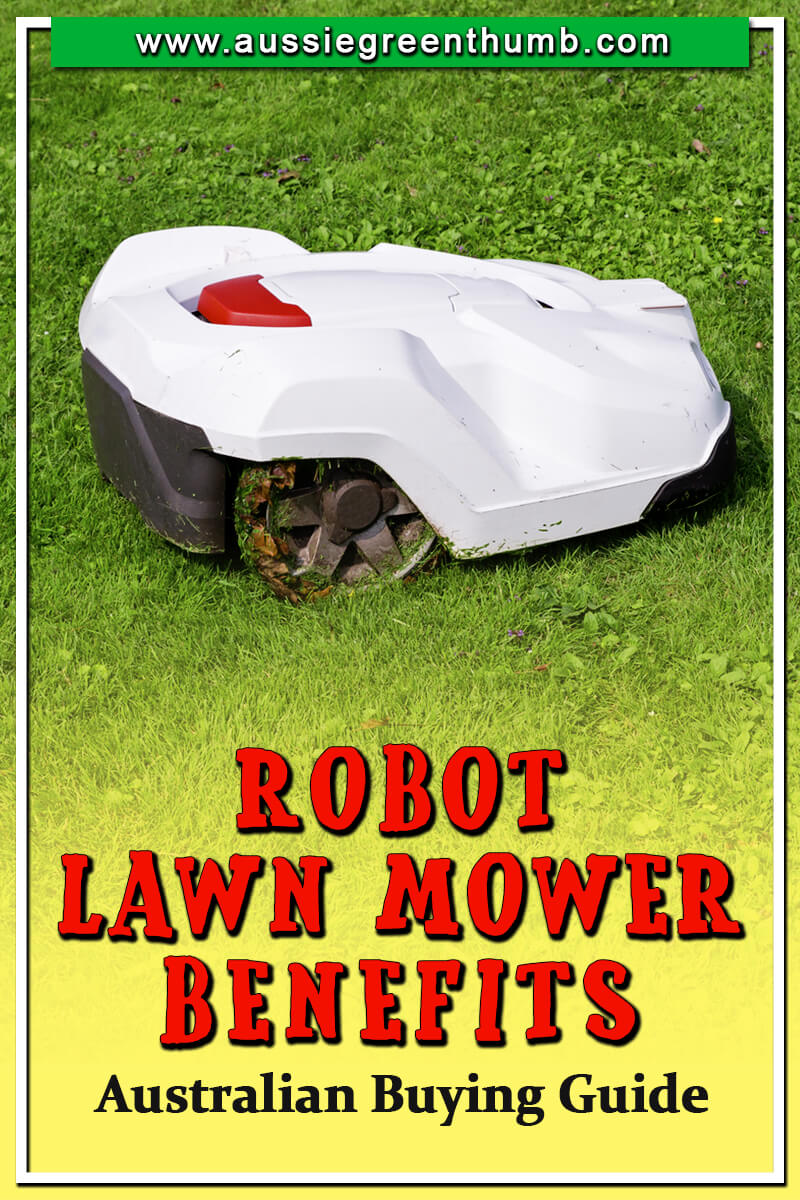 Robot Lawn Mower Benefits Australian Buying Guide