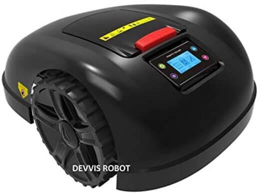 Smartphone APP Contorl Intelligent Lawn Mower Robot