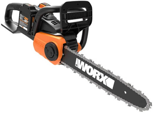 WORX WG384 40V Power Share Cordless Chainsaw