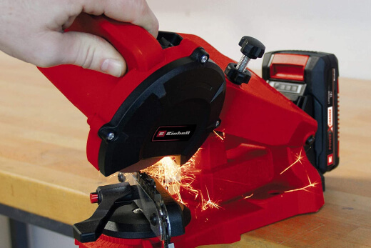 Why Use a Chainsaw Sharpener