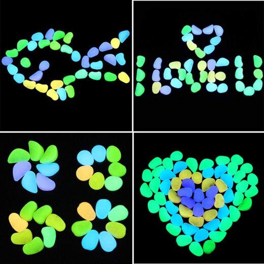 Aptech Multi-Color Glow Stones