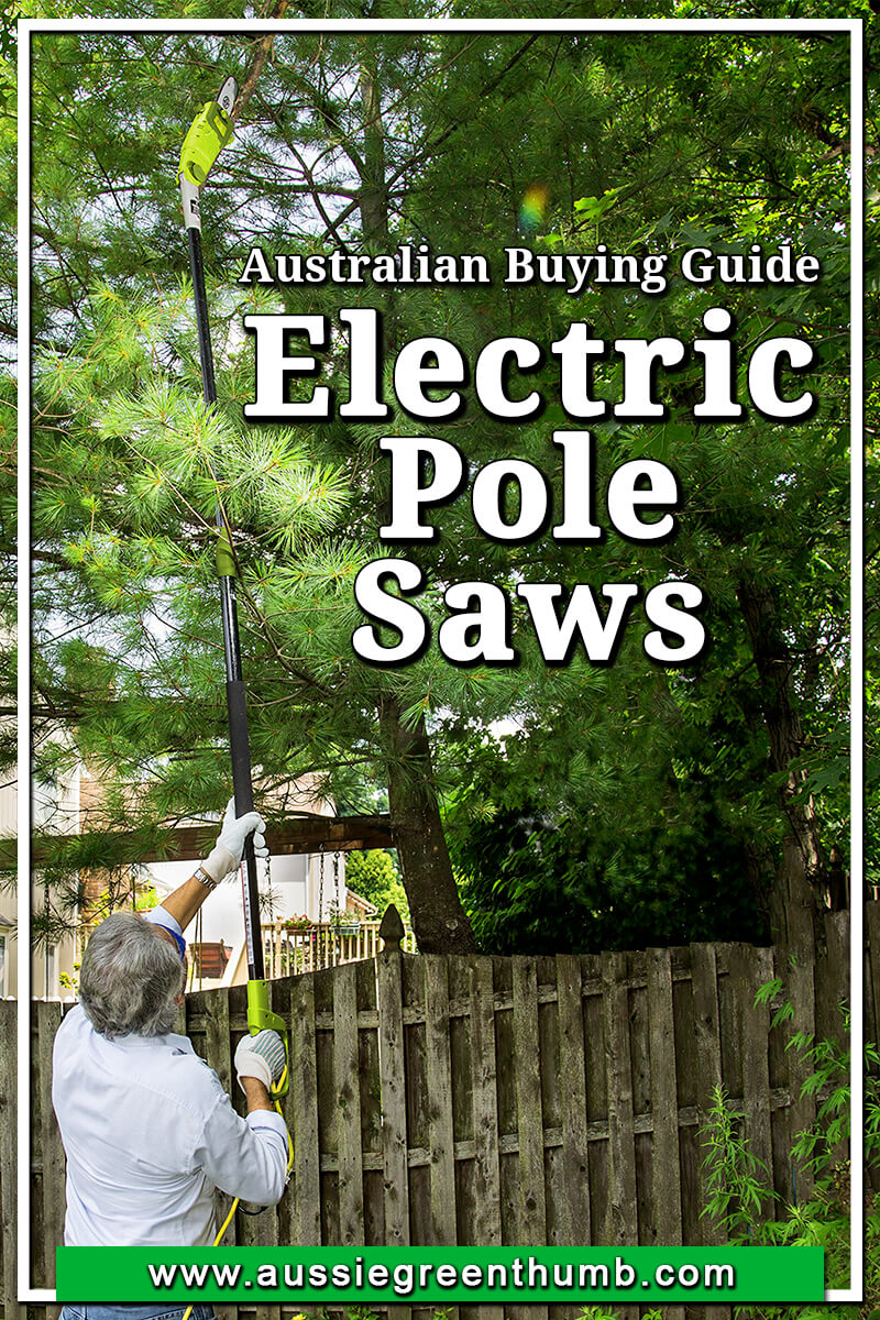 Best Electric Pole Saws Australian Buying Guide