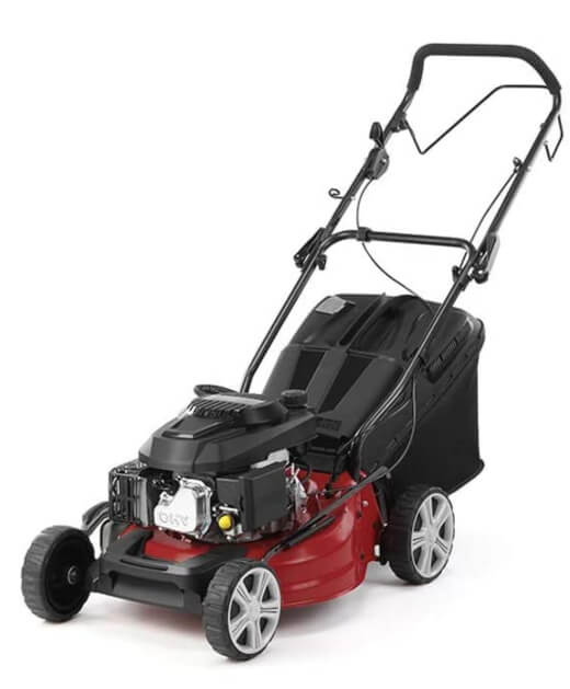 Certa 18-Inch Self-Propelled Lawn Mower