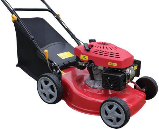 Fieldman Self-Propelled Steel Deck Lawn Mower