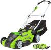 Greenworks 16-Inch Cordless Lawn Mower