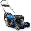 PowerBlade 4in1 Petrol Steel Deck Lawnmower