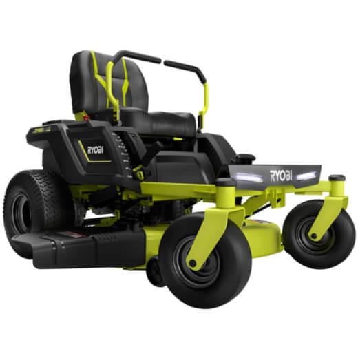 RYOBI 48V 42-Inch Brushless Zero Turn Rider