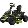 RYOBI Battery-Powered Ride-On Mower