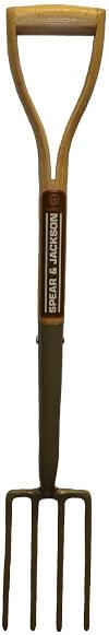 Spear & Jackson 1550HR Heritage Forged Border Fork
