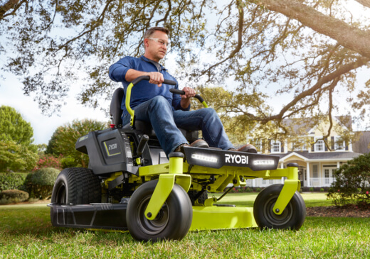 Why Buy an Electric Riding Mower