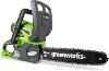 Greenworks 40V Cordless Chainsaw 12-Inch