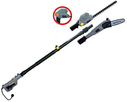 KULLER Electric Pole 2in1 Chainsaw