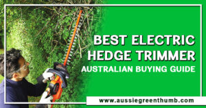 Best Electric Hedge Trimmer Australian Buying Guide
